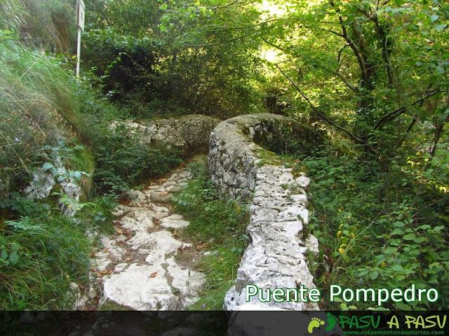 Puente Pompedro en La Molina