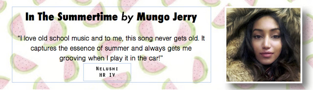 In The Summertime by Mungo Jerry - Summer Song Pick
