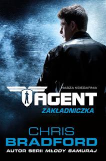 Agent. Zakładniczka - Chris Bradford