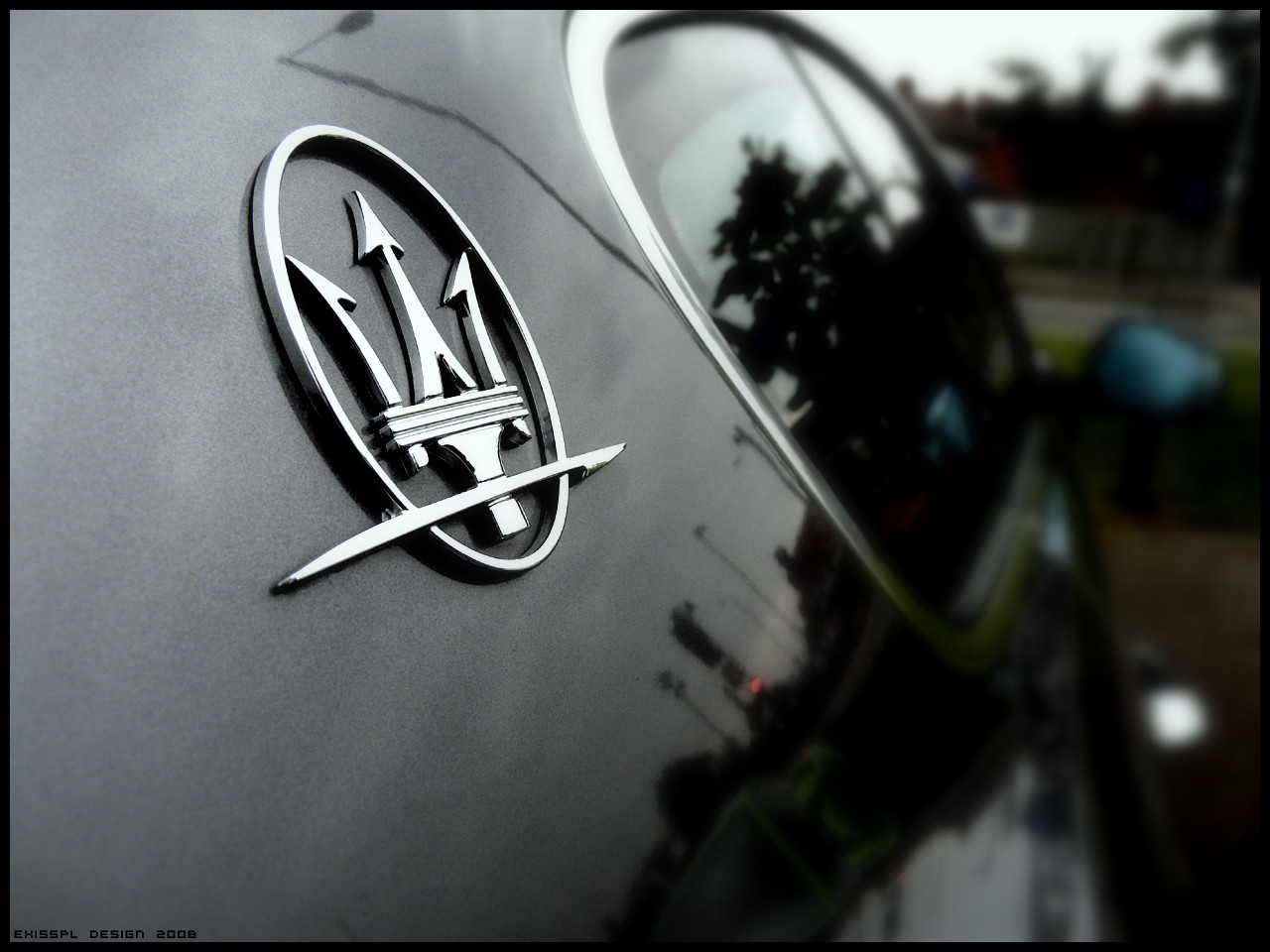 Maserati Logo Wallpaper on yd pictures cars
