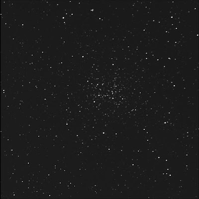 RASC Finest open cluster NGC 2194 luminance