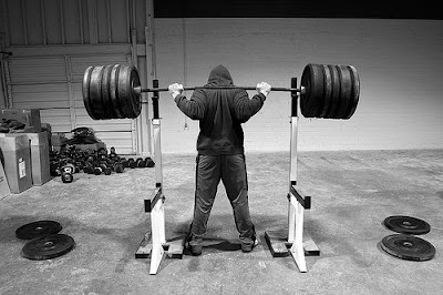 Strong Shall Survive Time to Squat