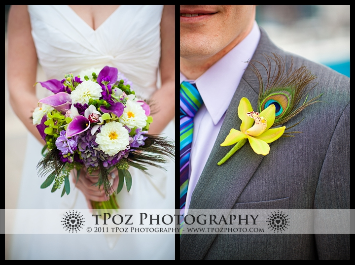 Flowers & Fancies Baltimore Wedding Bouquet Florals