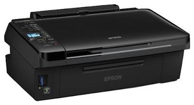 Epson Stylus SX420W Printer Driver Download