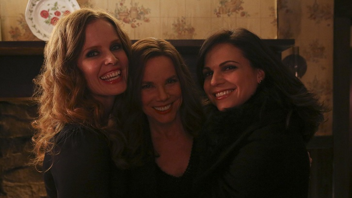 """POLL : What Was Your Favourite Scene in Once Upon a Time """"Sisters""""?"""