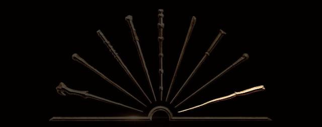 Um guia sobre as varinhas no novo logotipo do 'Mundo Mágico' | Gerardo Grindelwald | Ordem da Fênix Brasileira