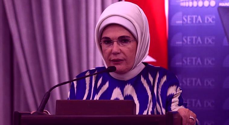 تارودانت24 _ أمينة أردوغان: جميع أشكال العنف ضد المرأة جريمة بحق الإنسانية