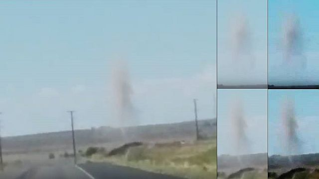 Huge unknown object takes off outside of Carlsbad, New Mexico  Strange%2Bphenomenon%2Bnew%2Bmexico