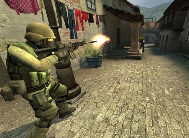 Counter Strike Source PC Games Screenshots