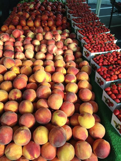 Southern California Day Trips Healthy Food