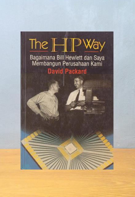 THE HP WAY, David Packard