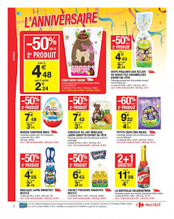 Catalogue Carrefour 04 au 09 Avril 2017