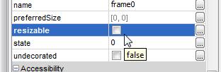 formulario, java, botón, jframe, JAVA-Tips: Deshabilitar el botón maximizar de un formulario (JFrame)