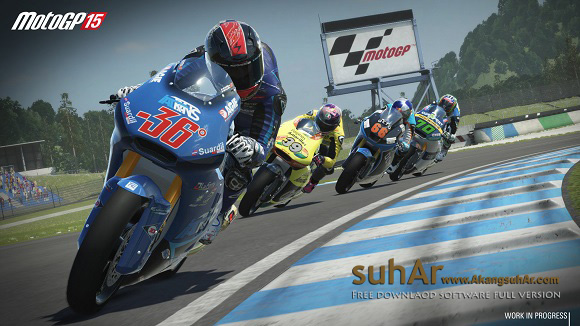 Free Download Game PC MotoGP 15 Includes All Dlcs Full Version Game