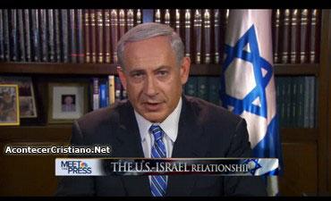Benjamin Netanyahu advierte peligro de Irán