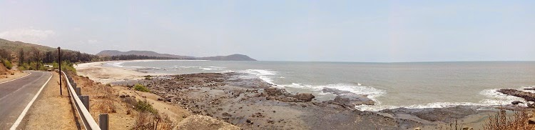 Kondvil and Aaravi Beach
