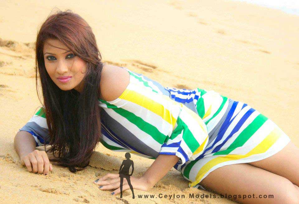 Fallon Michelle hot in beach