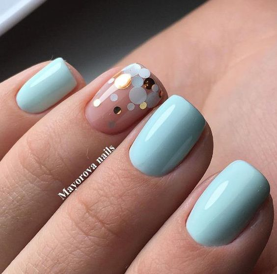 20 Puuuurfect Manicures Nail Designs For Lovers
