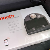 Neato botvac connected - Die Verpackung