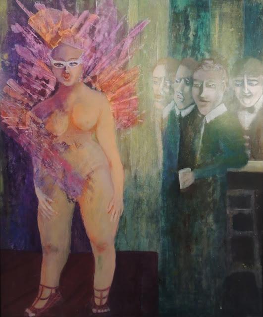 Obra de arte Sonja Sananes bailarina