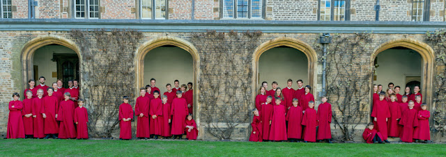 Choir of Jesus College, Cambridge