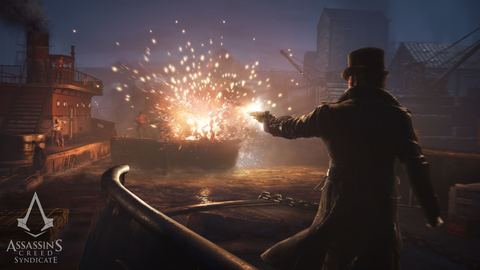 Assassin's Creed Syndicate Patch 1.3 Detailed, Available ...