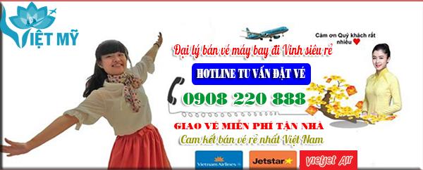 Làm sao mua vé máy bay đi Vinh giá rẻ?