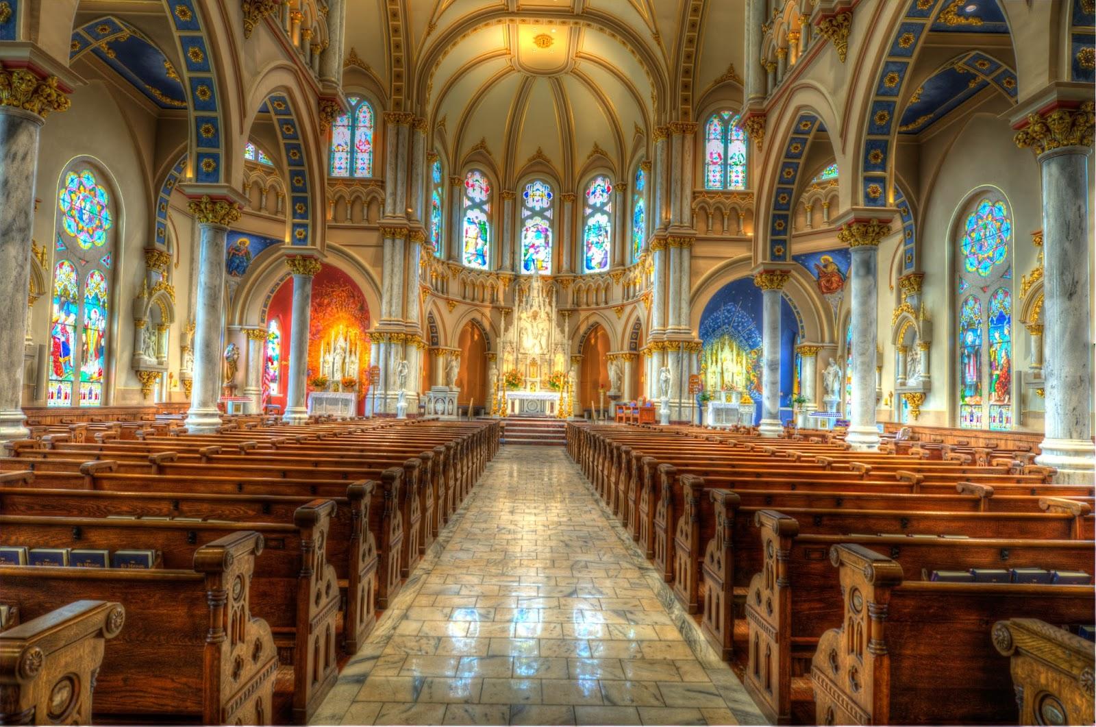 church catholic joseph saint southern macon churches interior savannah diocese orders taken