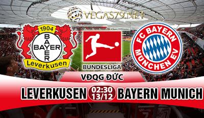 Nhận định bóng đá Leverkusen vs Bayern Munich