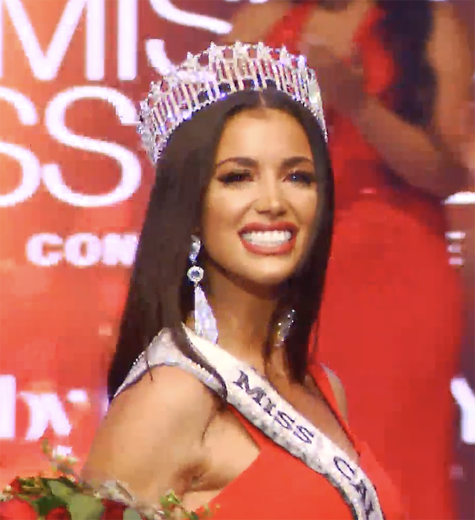 Usa Beauty: Matagi Mag Beauty Pageants: Miss USA 2019