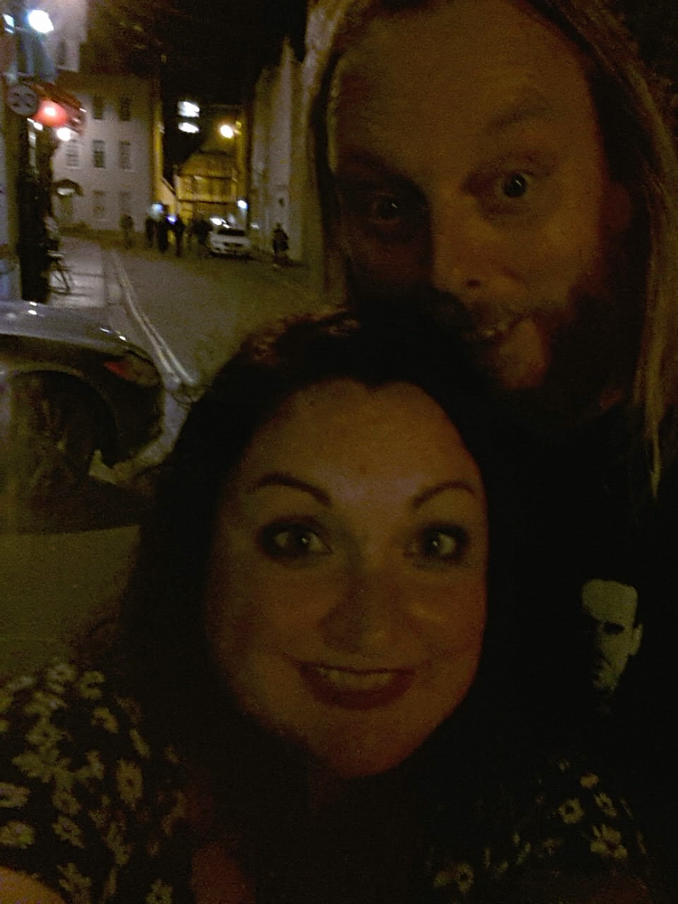 , Hey! Hello! and The Wildhearts P.H.U.Q Tour, Bristol