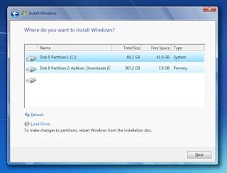 Bagaimana Caranya Install Ulang Laptop Tanpa DVD