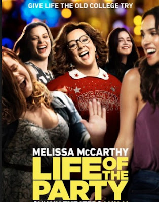 Life of the Party (2018) WEB-DL Subtitle Indonesia