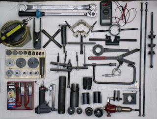 mungkin saja kalian pernah dengar dengan istilah SST di kalangan otomotif Apa Itu SST Special Service Tools Otomotif