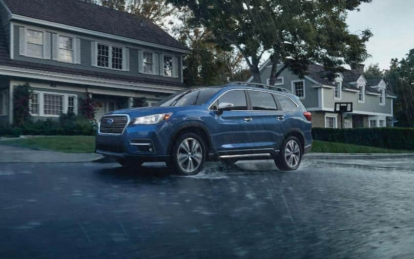 2019 Subaru Ascent MPG