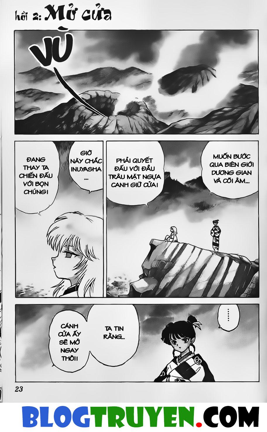 Inuyasha vol 31.2 trang 2