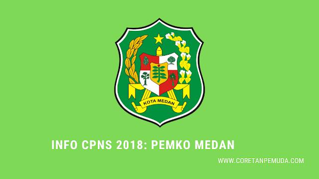 Pengumuman Hasil SKD Kota Medan CPNS 2018 - BKD Pemko Medan