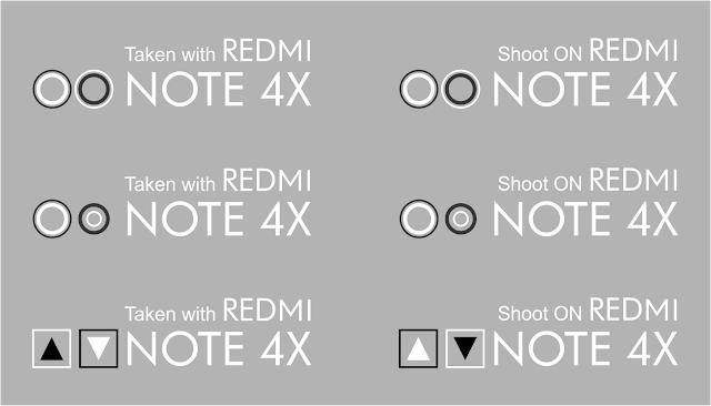 Download Watermark Keren untuk Xiaomi Redmi Note 4X