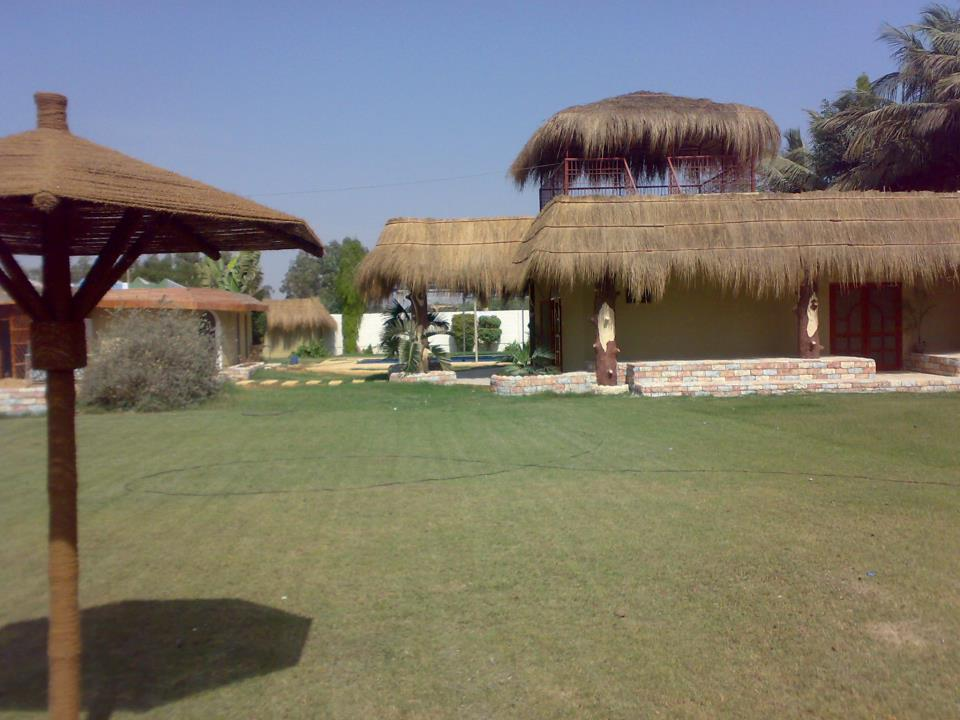 Taif Farm House Farm House 4 Rent In Karachi