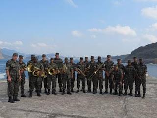 Pátio Alcântara promove apresentação gratuita da Banda do Exército