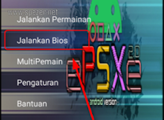 Cara bermain PS1 di Android