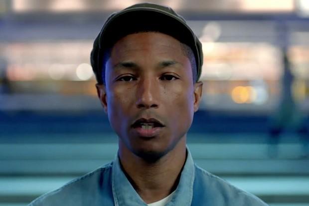 """Escucha """"Crave"""", nueva canción de Pharrell Williams"""