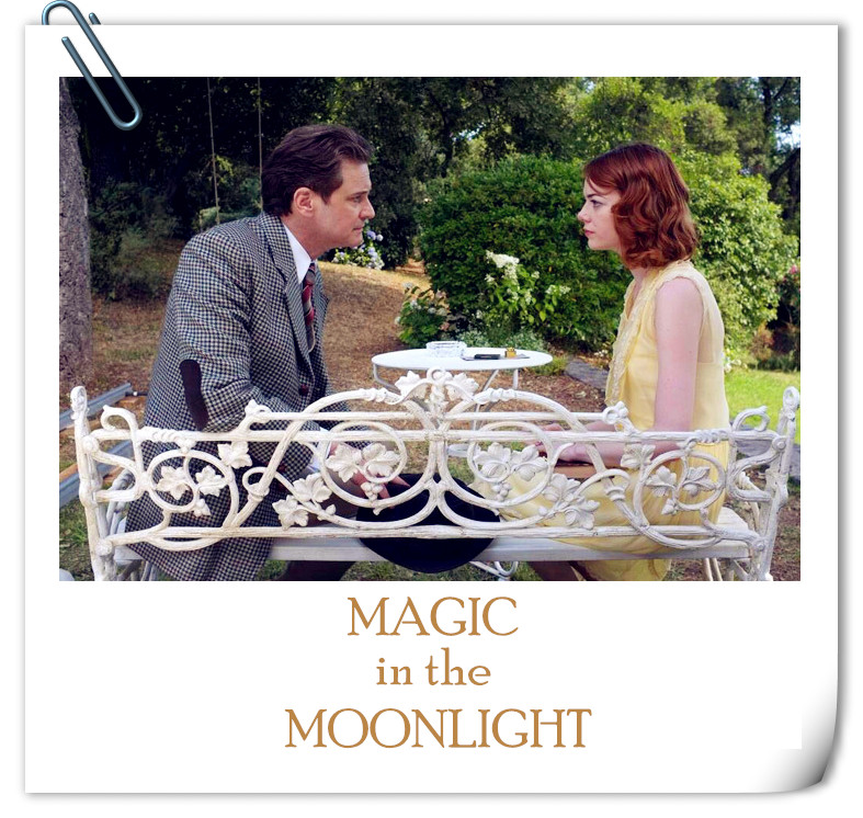 Sinopsis Film Magic In The Moonlight 2014 (Colin Firth, Emma Stone)