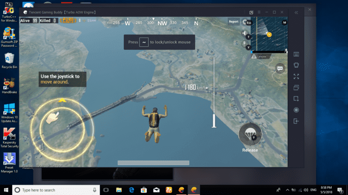 Cara main game PUBG Mobile di PC  laptop  SemutSujud
