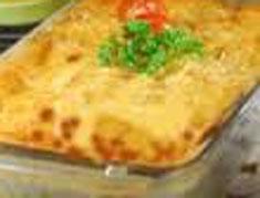Resep makanan indonesia kue kaserol kentang spesial (istimewa) praktis mudah nikmat, enak, gurih, sedap, lezat