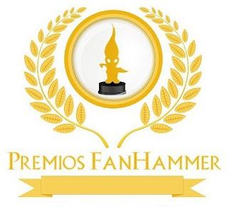 Premios FanHammer 2016: quedé finalista