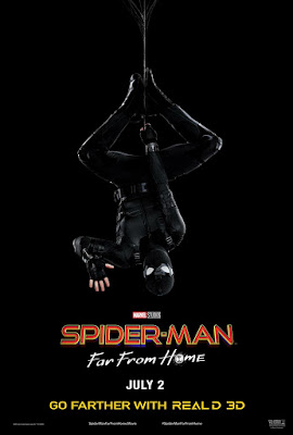 Spider Man Far From Home Movie Poster 17