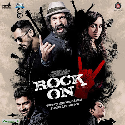 Rock On 2 2016 Hindi DTHRip 480p 400mb