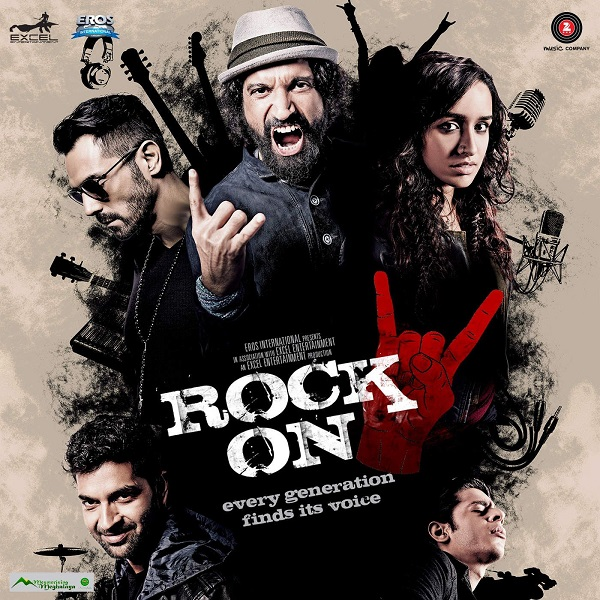 Rock On 2 2016 Hindi DTHRip 700mb world4ufree.ws, Rock On 2 2016 Hindi movie 720p hdrip pre DVDRip 700MB 720p dvdscr 1gb free download or watch online at world4ufree.ws