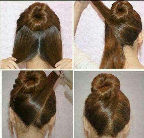 Peinado facil con trenzas paso a paso